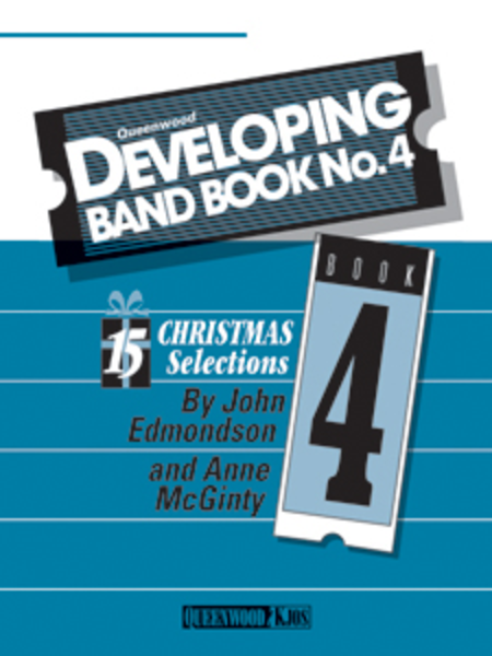 Developing Band Book No. 4 - Conductor/CD