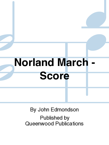 Norland March - Score