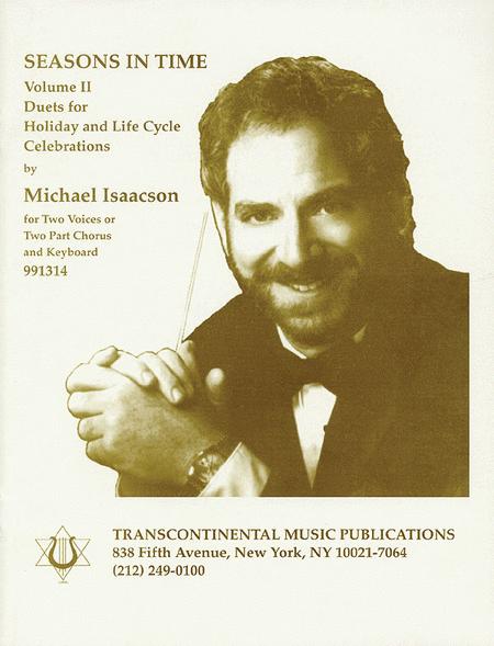 Michael Isaacson - Seasons in Time Volume II