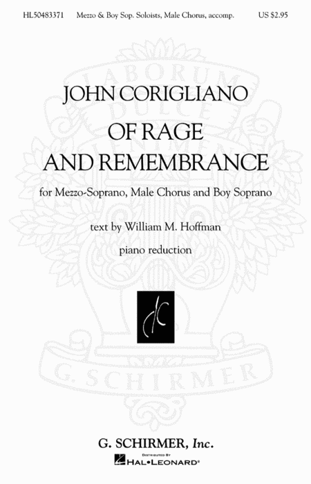 Of Rage and Remembrance