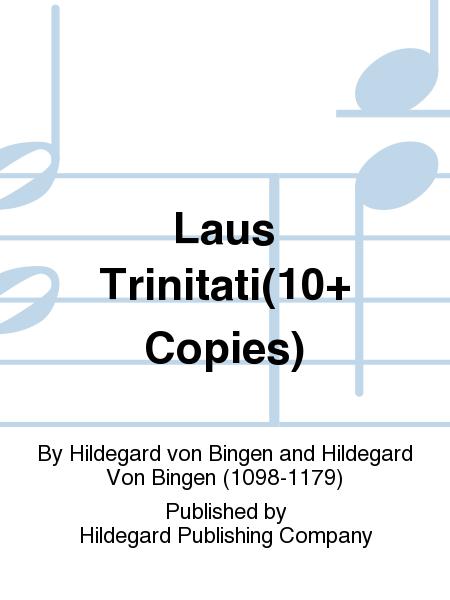 Laus Trinitati(10+ Copies)