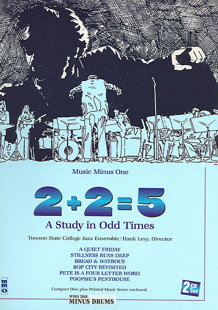 2+2=5: A Study in Odd Times (minus Drums)