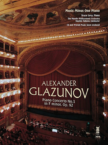 Glazunov - Concerto No. 1 in F Minor, Op. 92