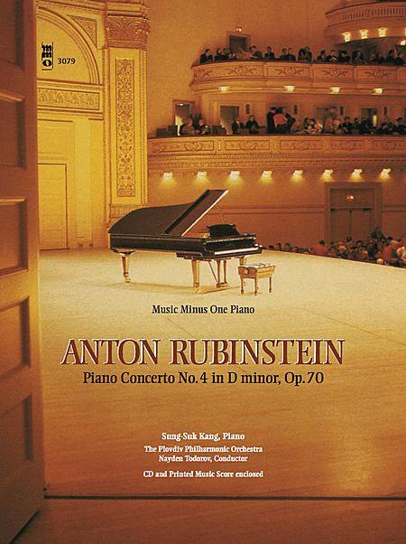 Rubinstein - Piano Concerto No. 4 in D Minor, Op. 70