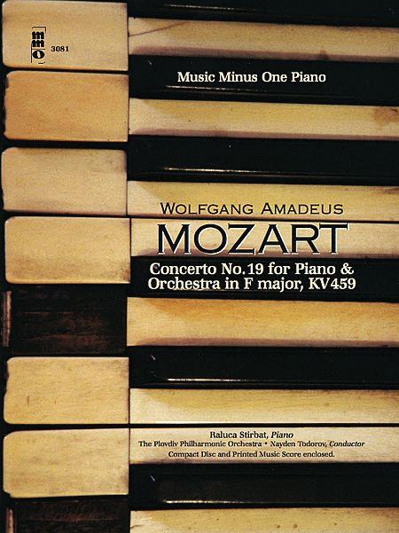 Mozart - Concerto No. 19 in F Major, KV459
