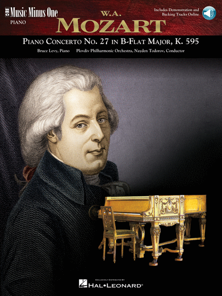 Mozart - Piano Concerto No. 27 in B-flat Major, KV595