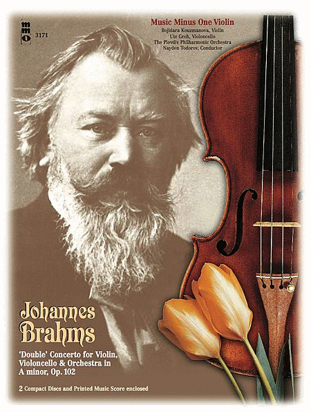 Brahms' Double Concerto for Violin & Violoncello in A minor, Op. 102 (3 CD set)