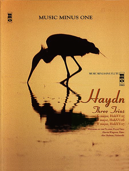 HAYDN: Three Trios: F major (HobXV:17), D major (HobXV:16), and G major (HobXV:15)