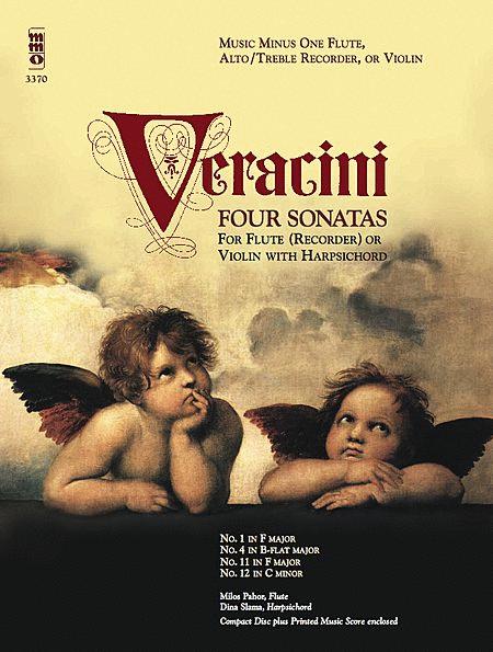 Veracini - Four Sonatas