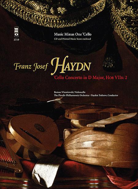 Haydn - Violoncello Concerto in D Major, HOBVIIb:2