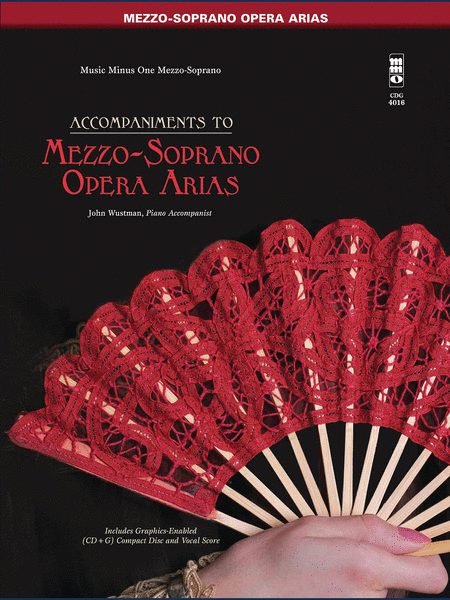 Mezzo-Soprano Arias - Music Minus One (New Digitally Remastered version)