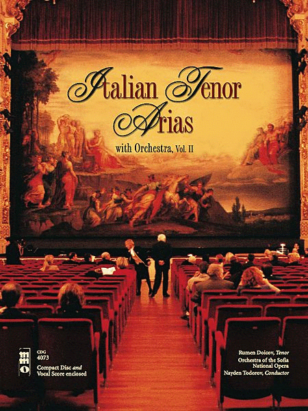 Italian Tenor Arias with Orchestra, Vol. II