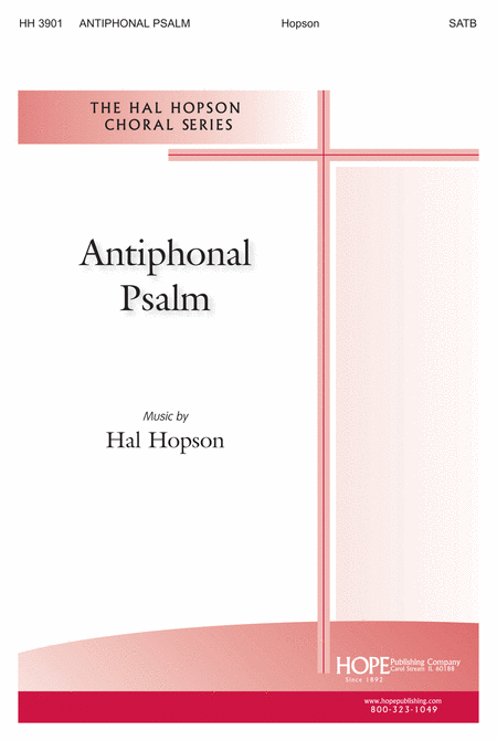 Antiphonal Psalm