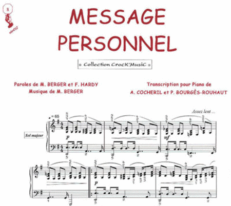 Message personnel