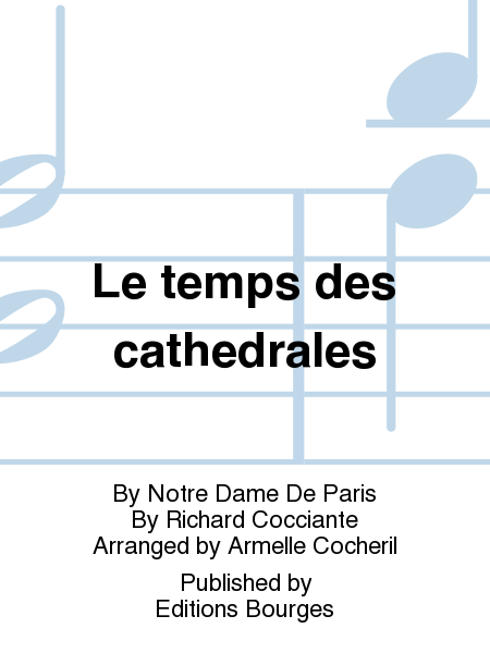 Le temps des cathedrales