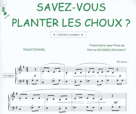 Savez Vous Planter Les Choux