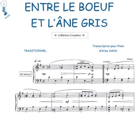 Entre Le Bruf Et L'Ane Gris