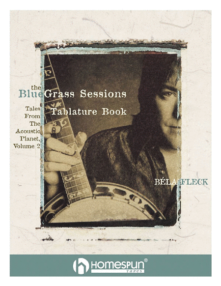 The Bluegrass Sessions - Book Only
