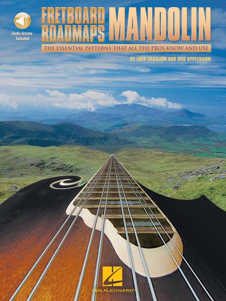 Fretboard Roadmaps - Mandolin