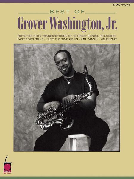Best of Grover Washington, Jr. (Saxophone)