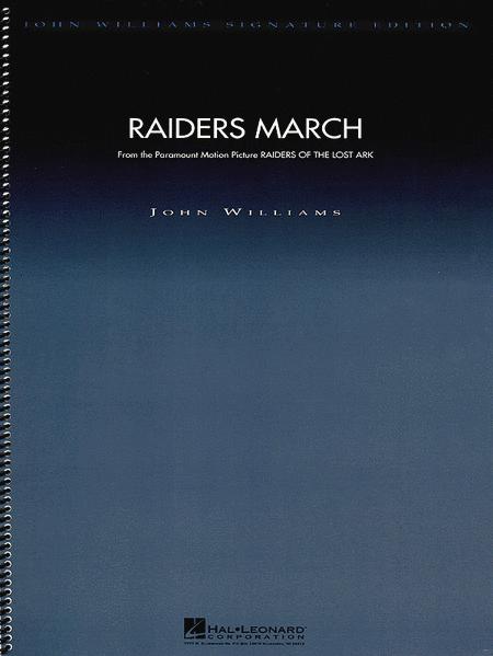 Raiders March - Deluxe Score