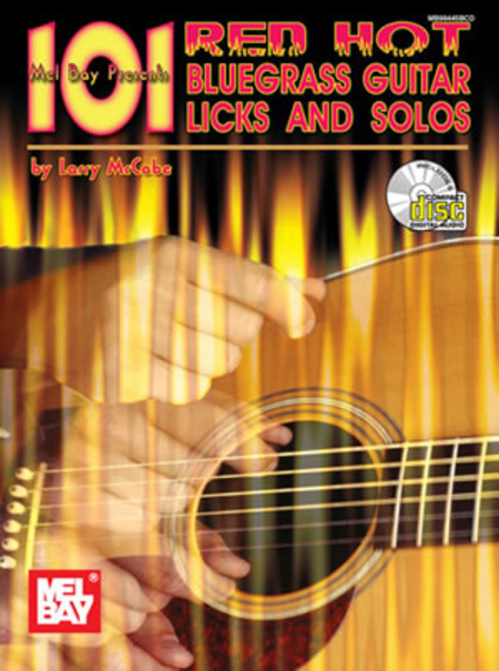 101 Red Hot Bluegrass Guitar Licks