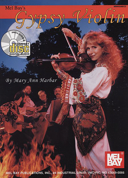 Gypsy Violin - Book/CD