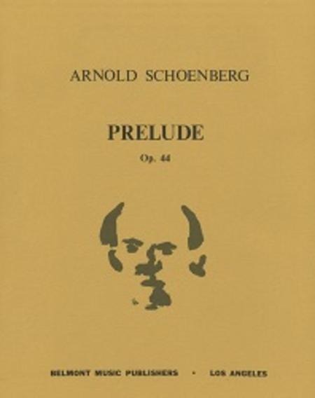 Prelude to the Genesis Suite, Op. 44