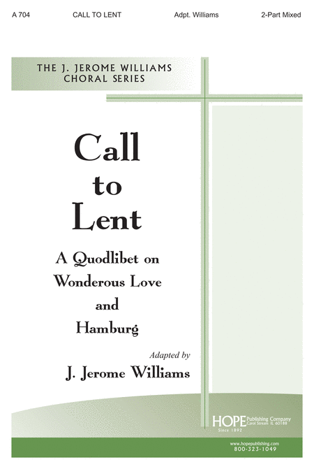 Call To Lent