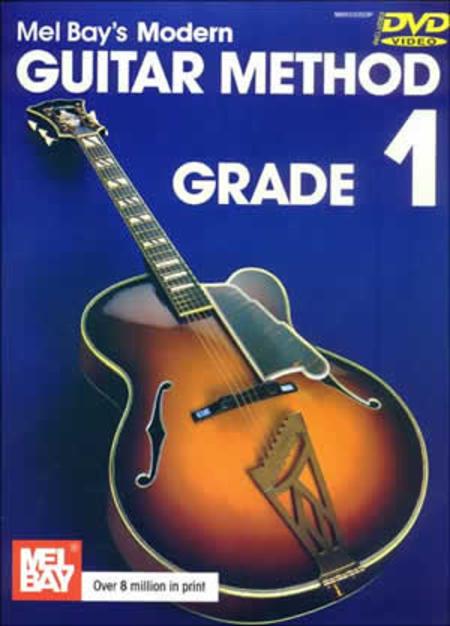 Modern Book Cover Guitar : Modern guitar method grade