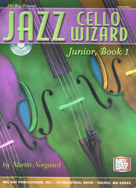 Jazz Cello Wizard Junior, Book 1