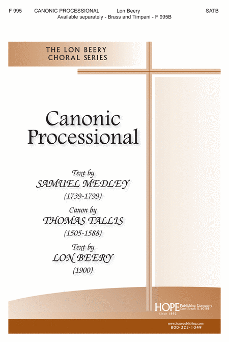 Canonic Processional