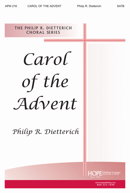 Carol Of The Advent