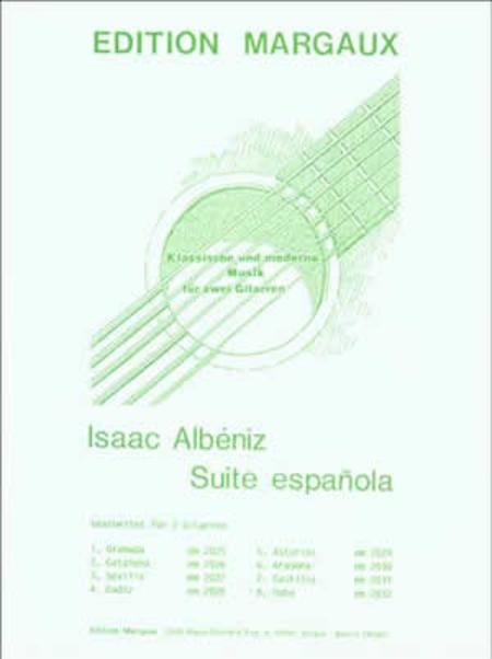 Isaac Albeniz - Cuba