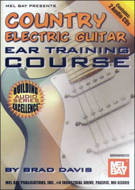 Country Electric Guitar Ear Training Course