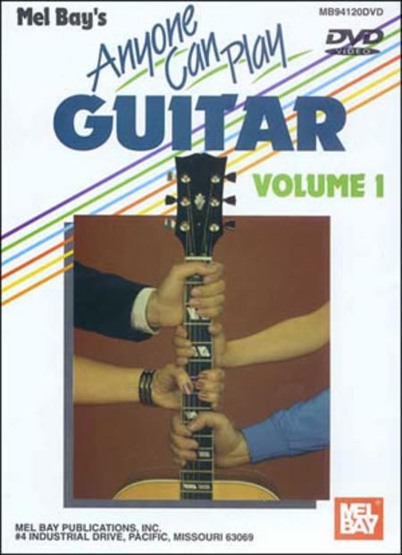Anyone Can Play Guitar Volume 1