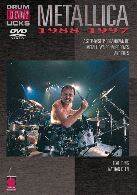 Drum Legendary Licks 1988-1997
