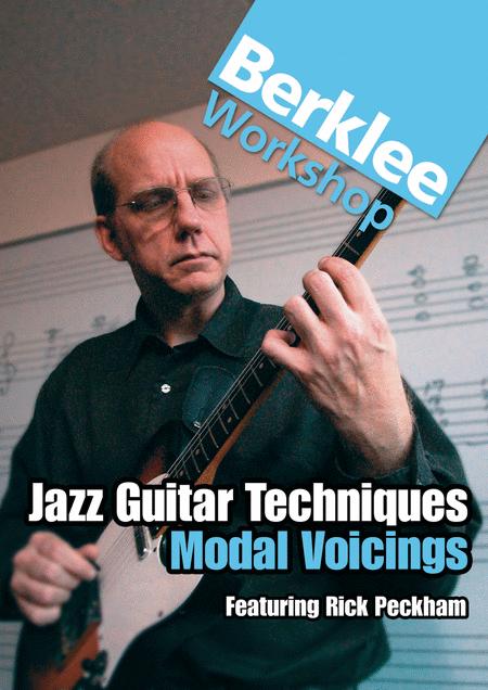 Jazz Guitar Techniques: Modal Voicings