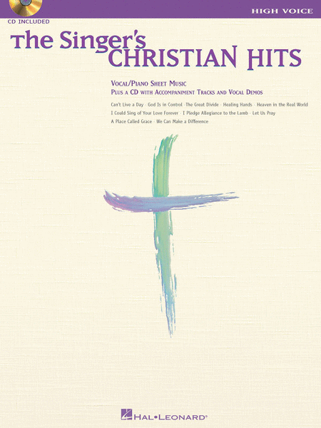 The Singer's Christian Hits - High Voice