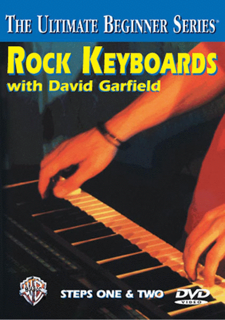 Ultimate Beginner Series - Rock Styles - Keyboard