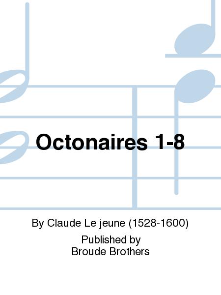 Octonaires 1-8