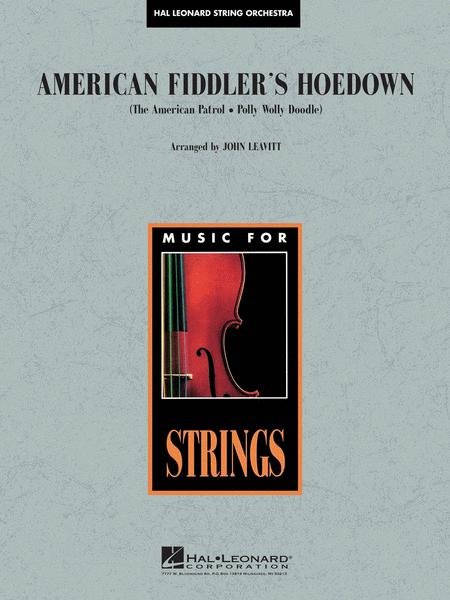 American Fiddler's Hoedown