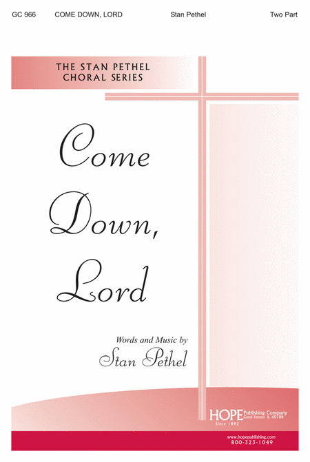 Come Down, Lord