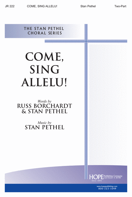 Come Sing Allelu!
