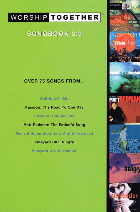 Worship Together Songbook 3.0