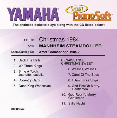 Mannheim Steamroller - Christmas 1984 - Piano Software