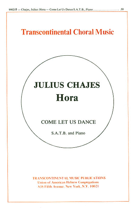 Hora (Come Let Us Dance)