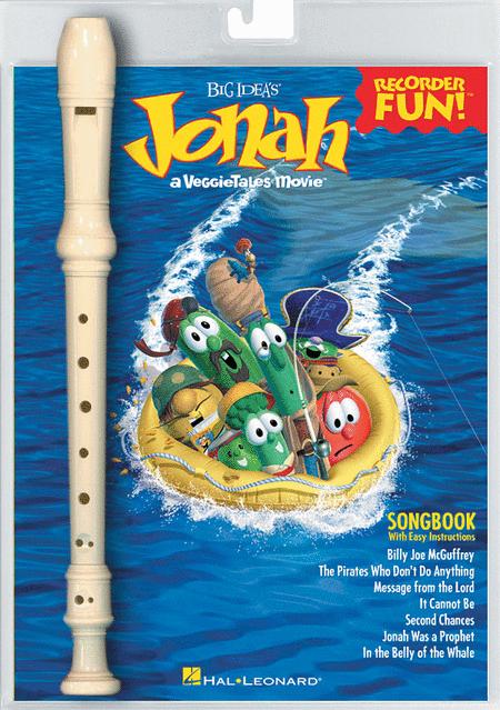 Big Idea's Jonah: A VeggieTales Movie
