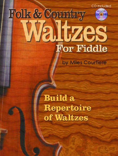 Folk and Country Waltzes for Fiddle