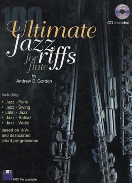 100 Ultimate Jazz Riffs for Flute